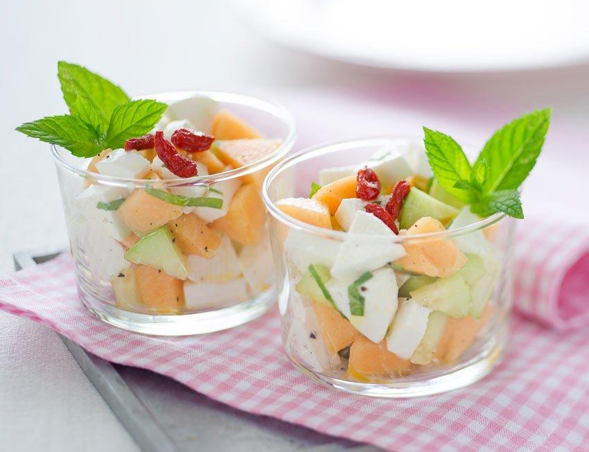 Bicchierini freschi e Linea Osella - Ricette Fattorie Osella per Pink is Good