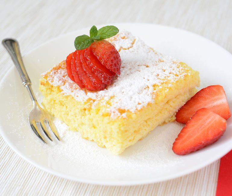 Dolce con Ricotta Osella (Fiadone) - Ricette Fattorie Osella