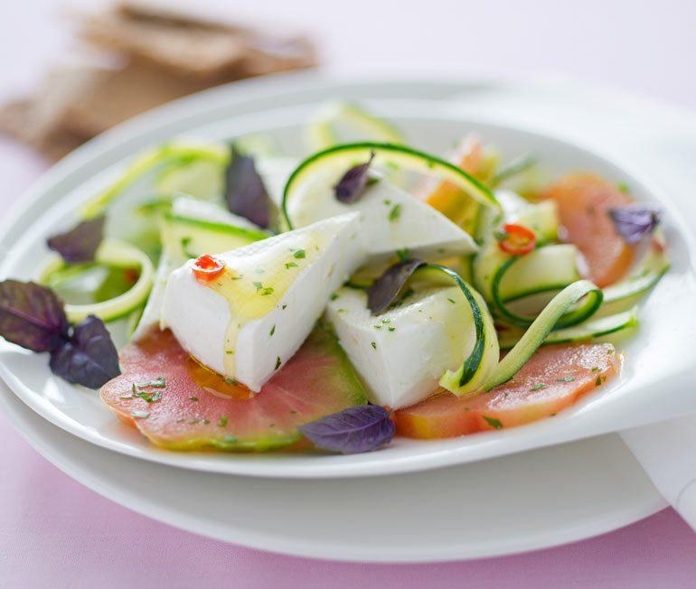 Insalata Mediterranea e Linea Osella - Ricette Fattorie Osella per Pink is Good