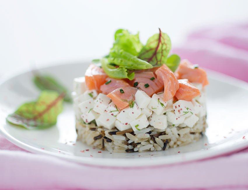 Linea Osella e Riso integrale - Ricette Fattorie Osella per Pink is Good