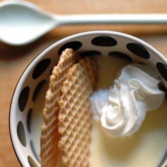 Cialde wafer con crema alla Ricotta Osella