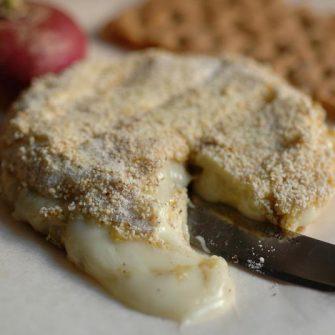 Scottarelle Osella con salsa ai carciofi