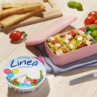 Summer pasta salad with Linea Osella
