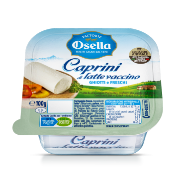 Cows' milk Caprini Osella