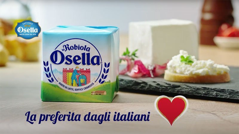 Fattorie Osella. The Italians' Favourite